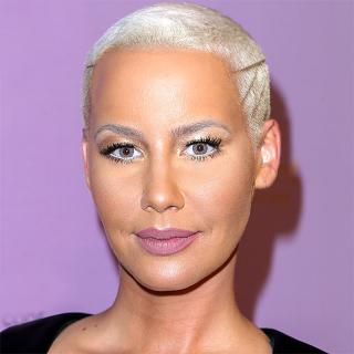 [Image of Amber Rose]