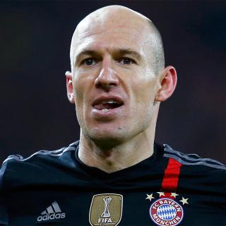 [Image of Arjen Robben]