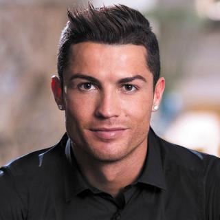 [Image of Cristiano Ronaldo]