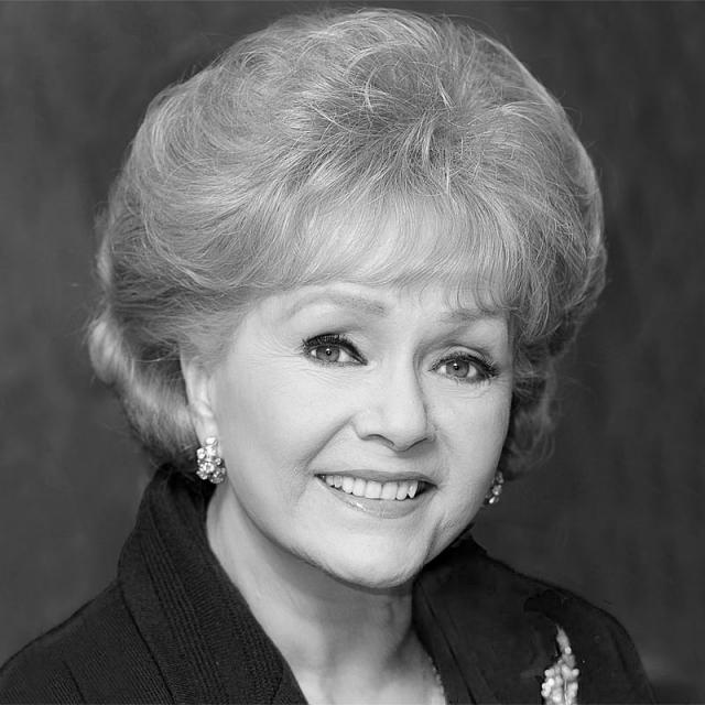 [Image of Debbie Reynolds]