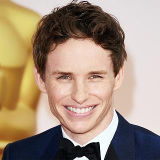 [Image of Eddie Redmayne]
