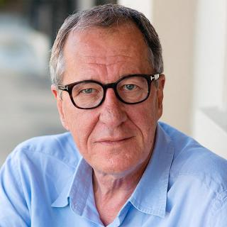 [Image of Geoffrey Rush]