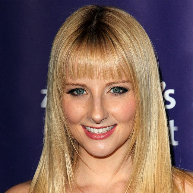 [Image of Melissa Rauch]