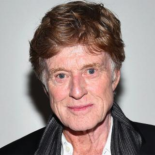 [Image of Robert Redford]