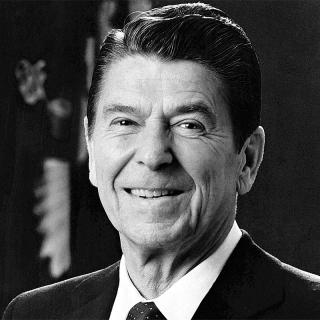 [Image of Ronald Reagan]