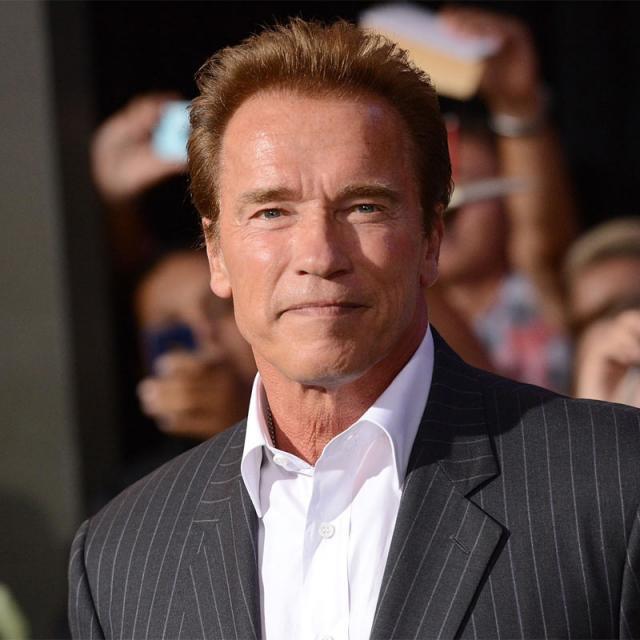 [Image of Arnold Schwarzenegger]