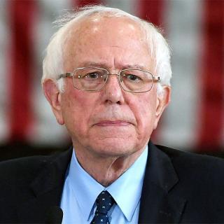 [Image of Bernie Sanders]
