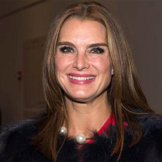 [Image of Brooke Shields]
