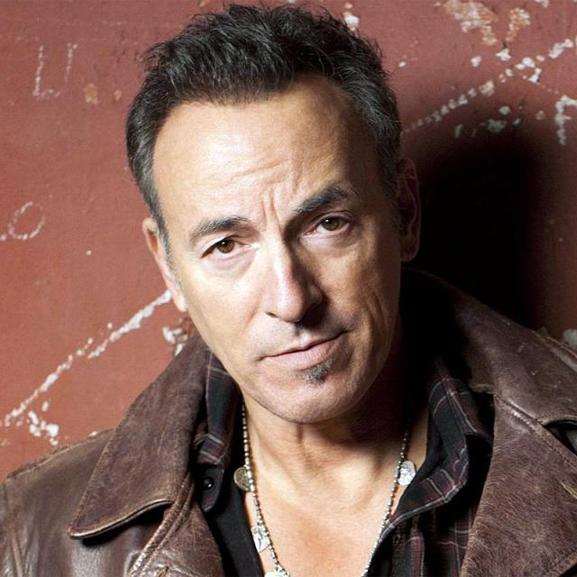 [Image of Bruce Springsteen]