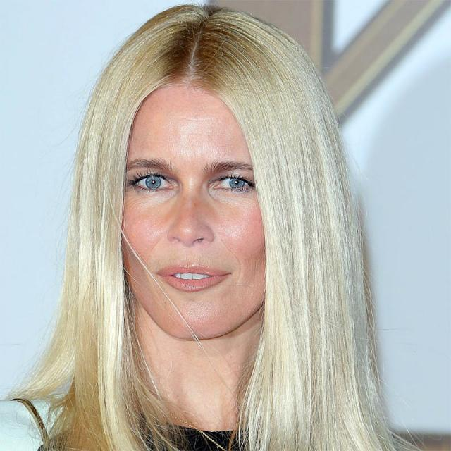 [Image of Claudia Schiffer]