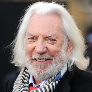 [Image of Donald Sutherland]