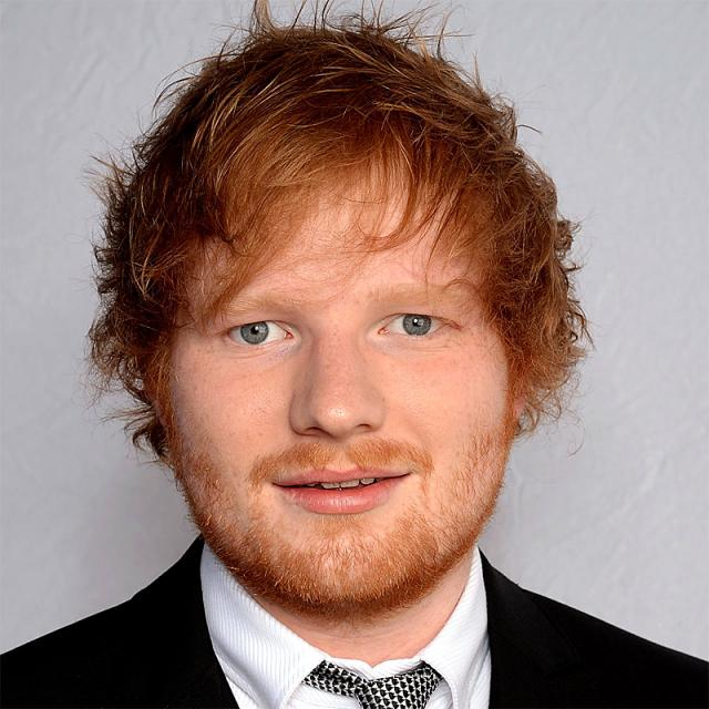 [Image of Ed Sheeran]