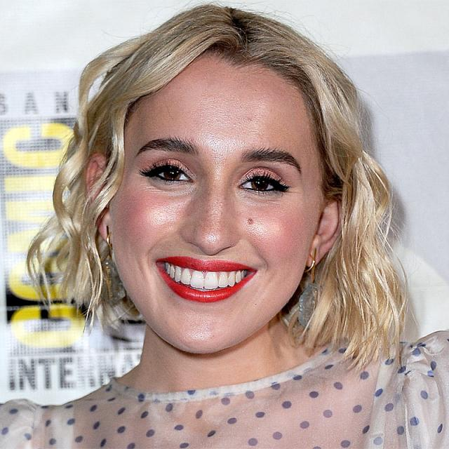 [Image of Harley Quinn Smith]