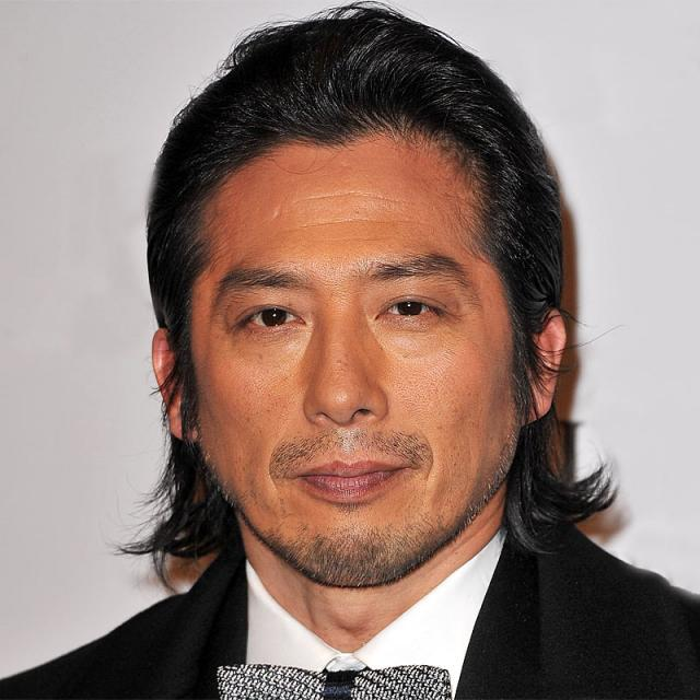 [Image of Hiroyuki Sanada]