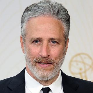 [Image of Jon Stewart]