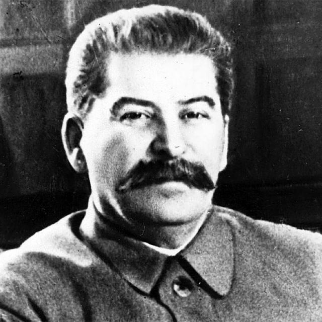 [Image of Joseph Stalin]
