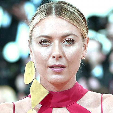 [Image of Maria Sharapova]