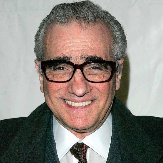 [Image of Martin Scorsese]