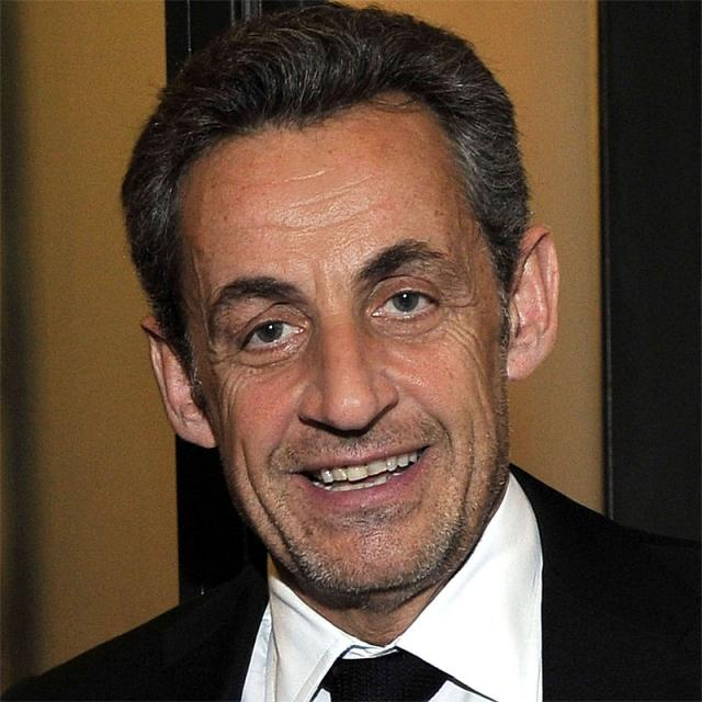 [Image of Nicolas Sarkozy]
