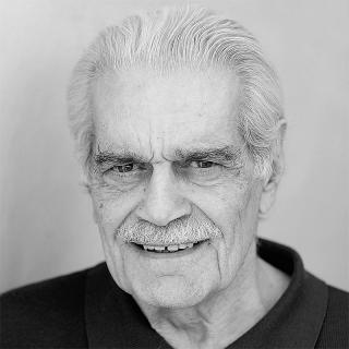 [Image of Omar Sharif]
