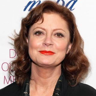 [Image of Susan Sarandon]