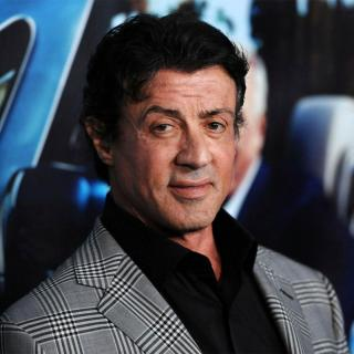 [Image of Sylvester Stallone]