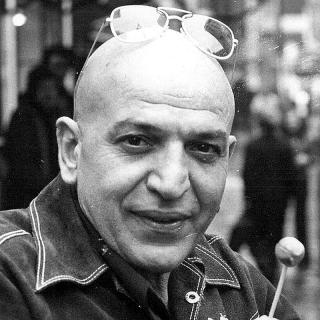 [Image of Telly Savalas]