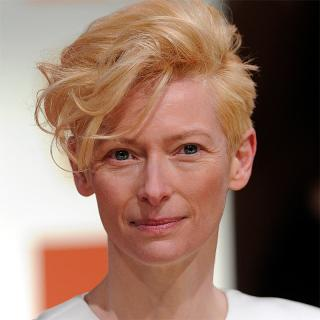 [Image of Tilda Swinton]