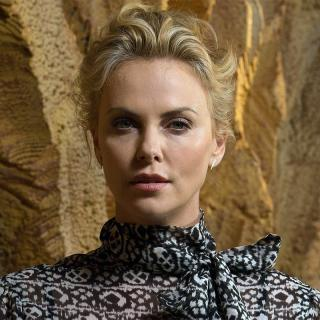 [Image of Charlize Theron]