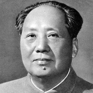 [Image of Mao Tse-tung]