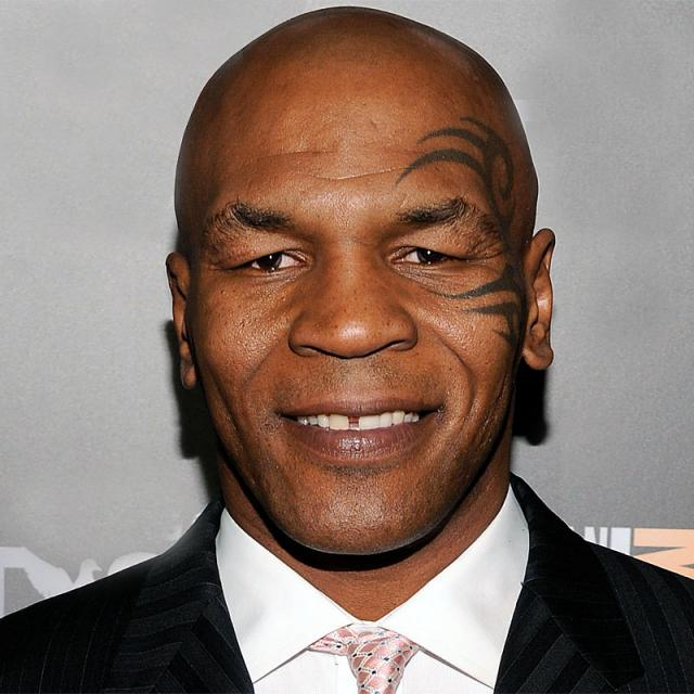 [Image of Mike Tyson]