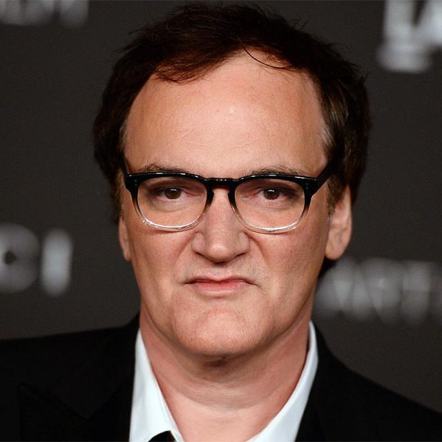 [Image of Quentin Tarantino]