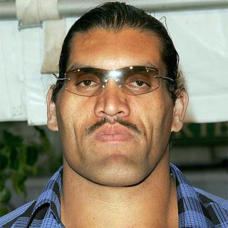 [Image of The Great Khali]