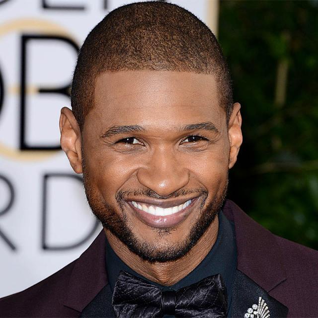 [Image of Usher]