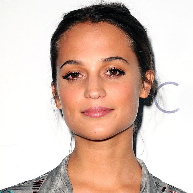 [Image of Alicia Vikander]