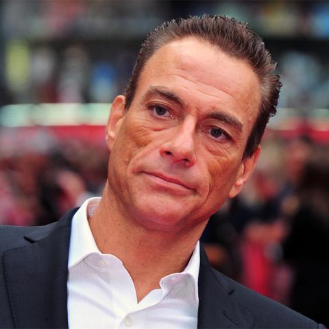 [Image of Jean Claude Van Damme]