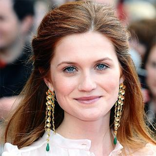 [Image of Bonnie Wright]