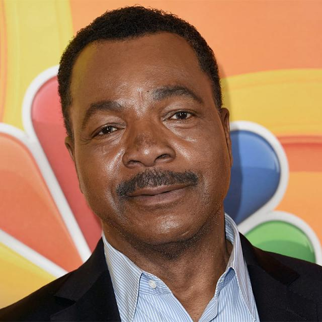 [Image of Carl Weathers]