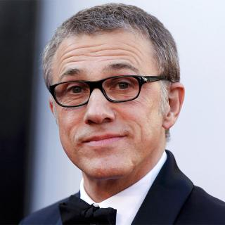 [Image of Christoph Waltz]