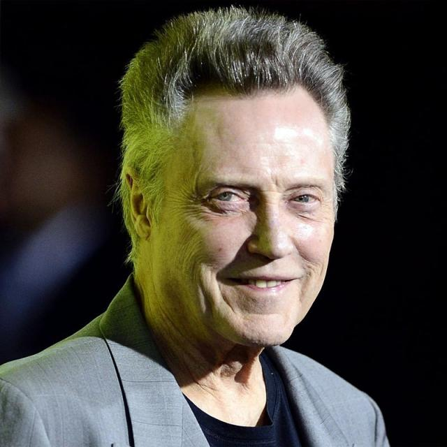 [Image of Christopher Walken]