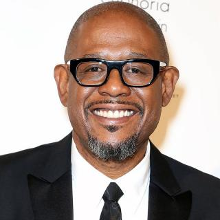 [Image of Forest Whitaker]