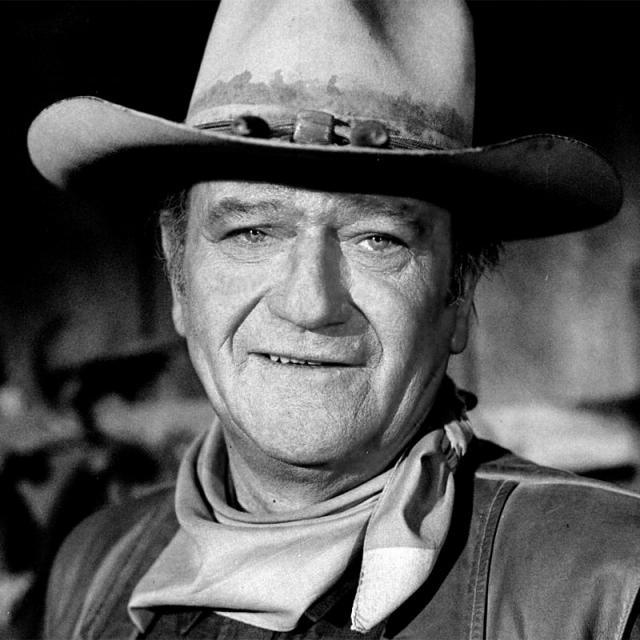 [Image of John Wayne]