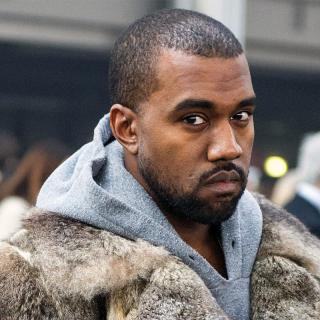 [Image of Kanye West]