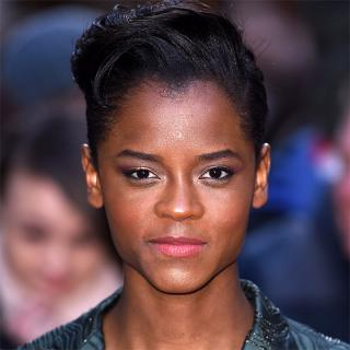 [Image of Letitia Wright]