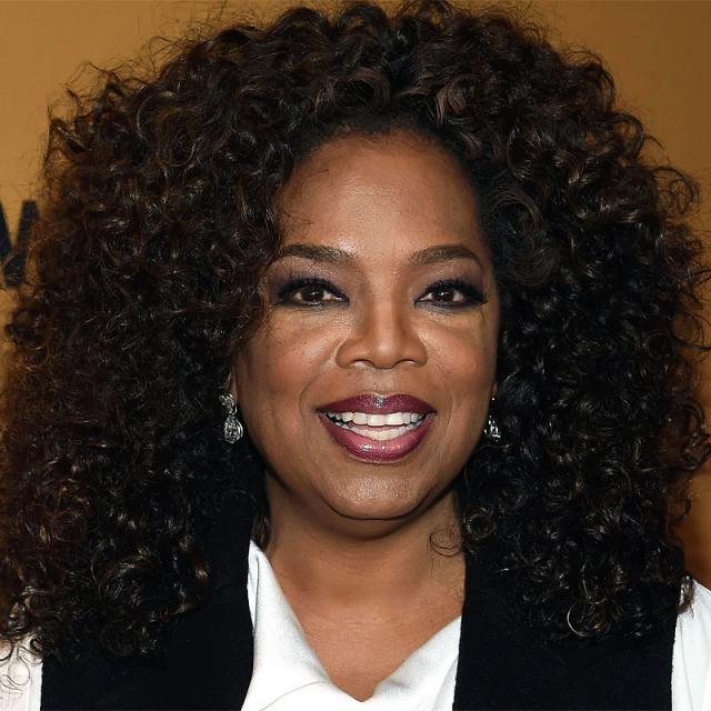 [Image of Oprah Winfrey]