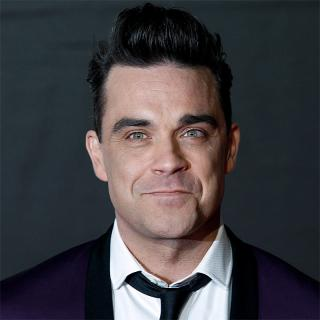 [Image of Robbie Williams]