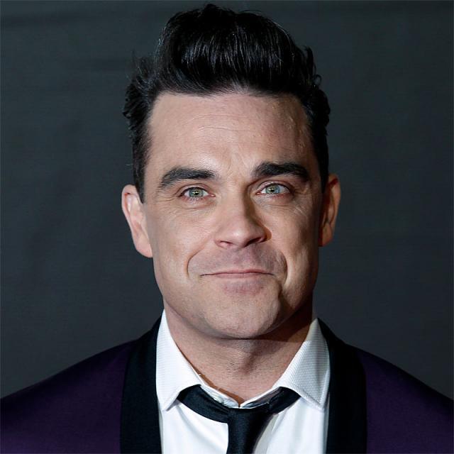 [Image of Robbie Williams]