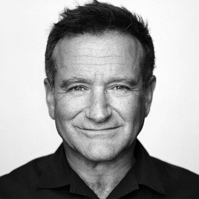 [Image of Robin Williams]
