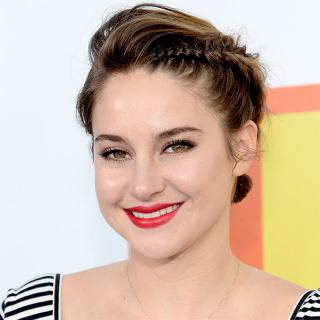[Image of Shailene Woodley]