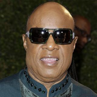 [Image of Stevie Wonder]